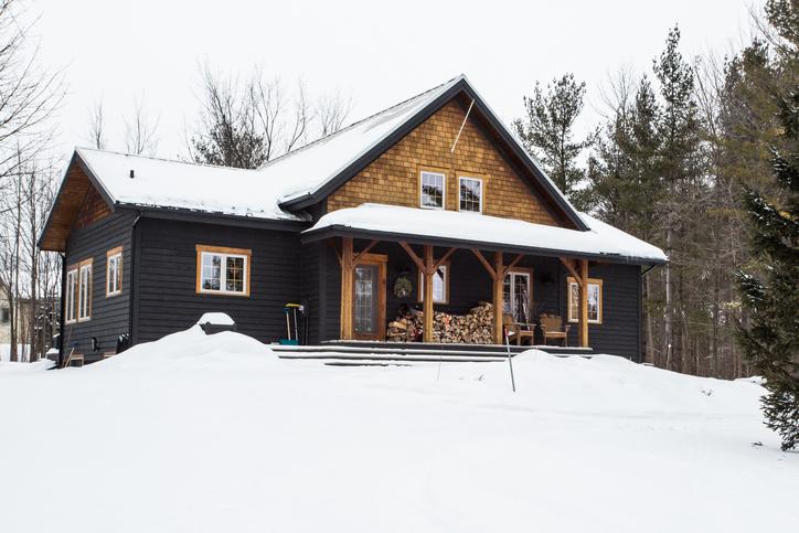 Cabin Winterization Plumbing