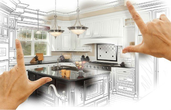 Designs for a Kitchen Remodeling Service