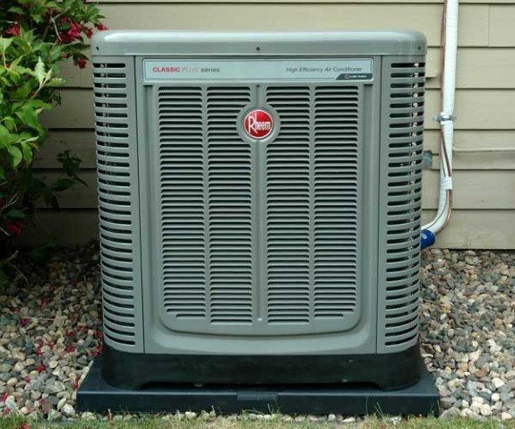Rheem Air Conditioner Gilk Plumbing