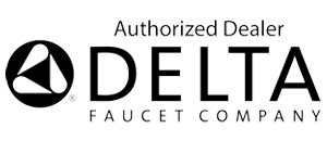 Authorized Delta Faucet Company Dealer Logo